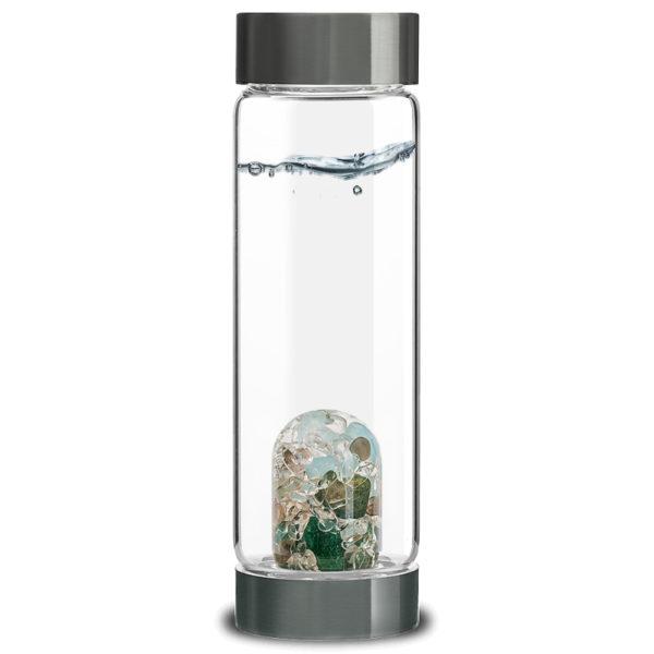 Авантюрин, аквамарин, дымчатый кварц